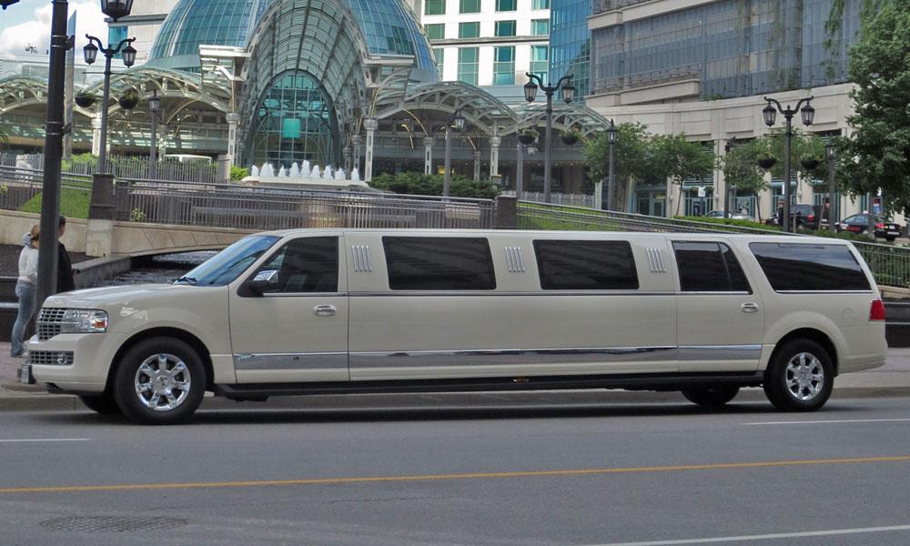 14 Passenger SUV